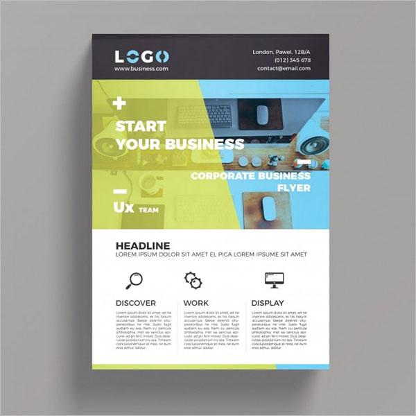Elegant Business Flyer Theme