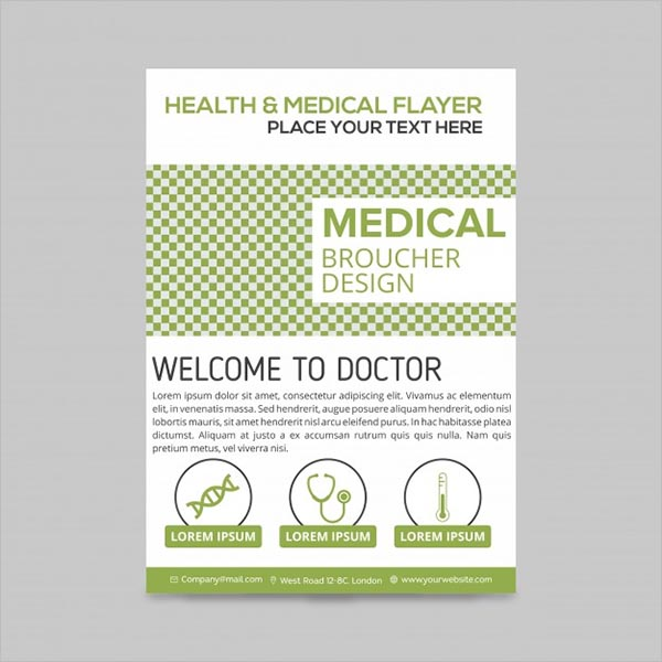 Elegant Medical Brochure Design