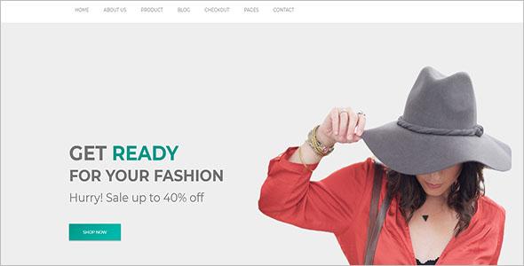 Elegant OpenCart HTML Template