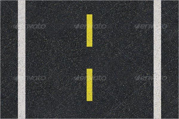 Elegant Road Texture