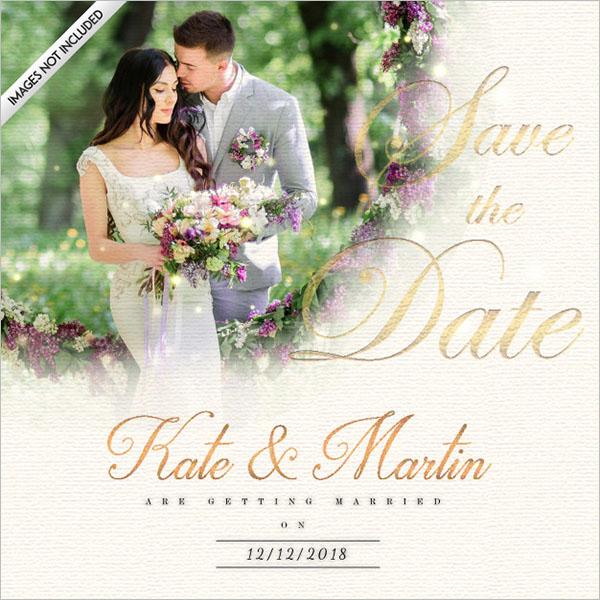 44 Wedding Invitation Background Designs Templates Free