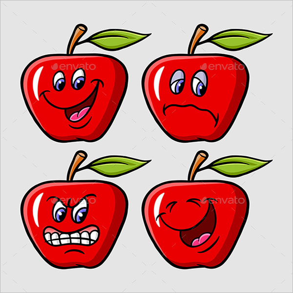 Emoji Apple Cartoon Expression