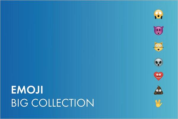 Emoji collection Set