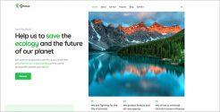 Environment Multipurpose WordPress Theme