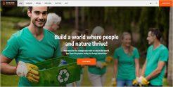 Environmental & Ecology WordPress Theme