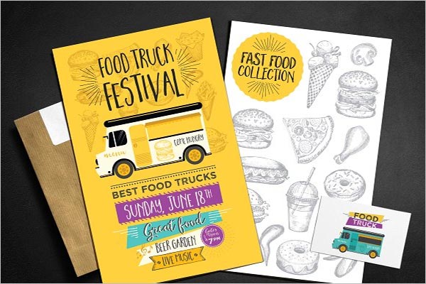 ExampleFood Truck Template