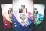 External Winter Flyer
