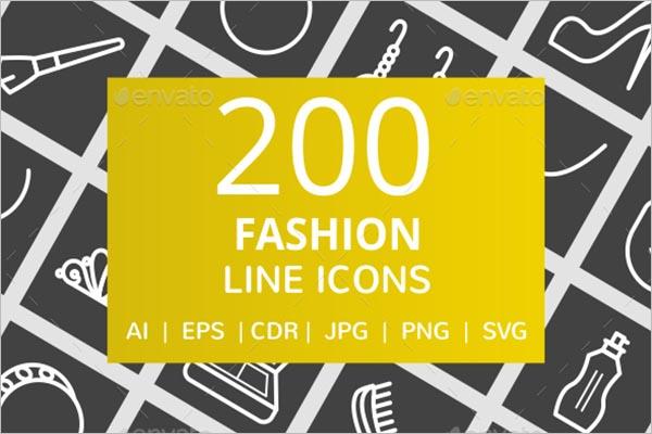 Fashion Icon PNG