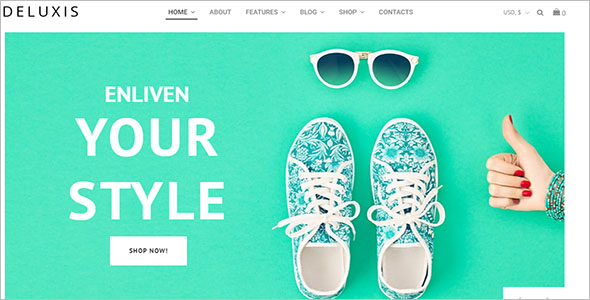 Fashion Store WooCommerce Theme