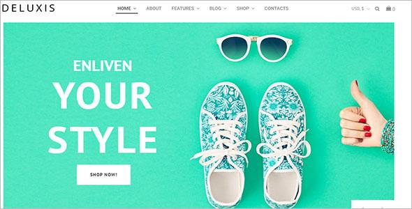 Fashion Store WooCommerce Theme