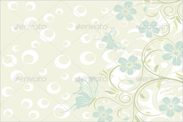 Flower Texture Background