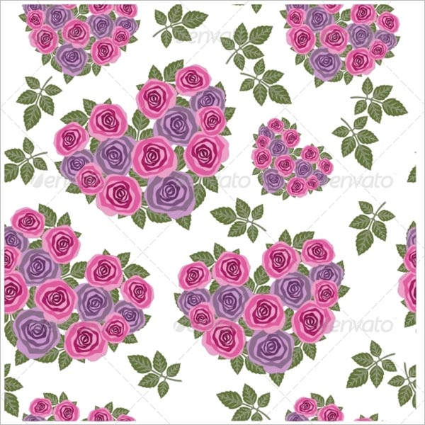 Flower Texture Pattern