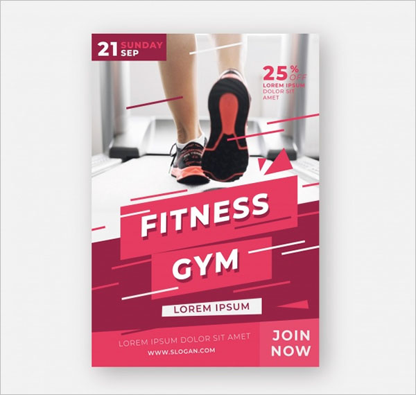 Flyer Design Templates PSD