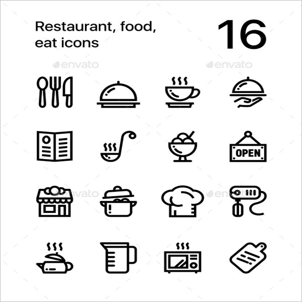 Food & Cooking Icon