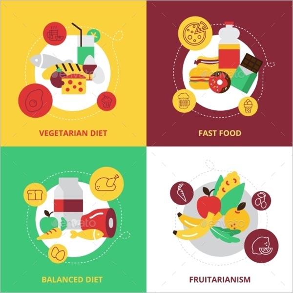 Food & Drinks Design Icon