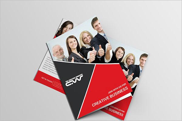 Free Brochure Template PDF