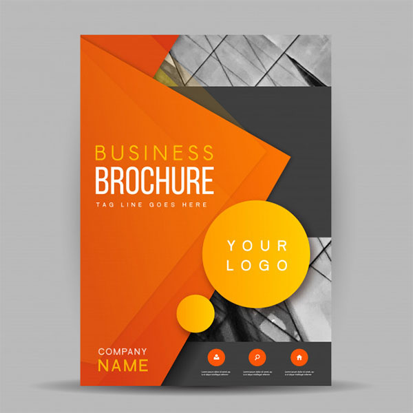 Free Editable Brochure Template