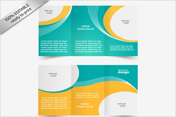Free Editable Tri-Fold Brochure Template