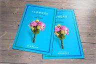 Free Flower Shop Flyer Design