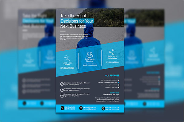 Free Flyer Templates Design