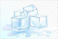 Free Ice Cube Background