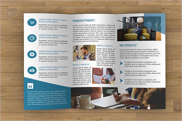 Free Tri-Fold Brochure Dimensions