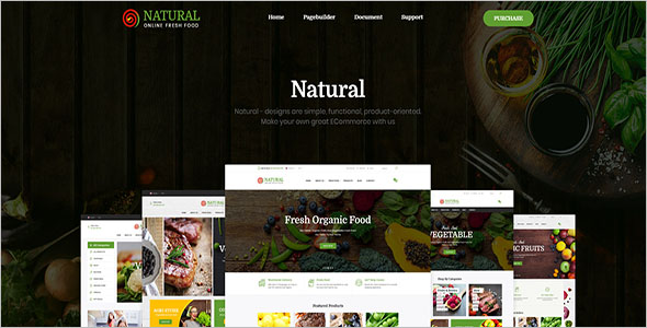 Fresh Organic Prestashop Theme