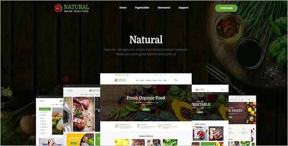 Fresh Organic Prestashop Theme