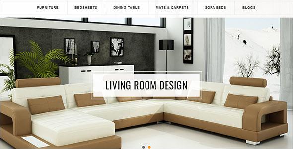 Furniture OpenCart Template