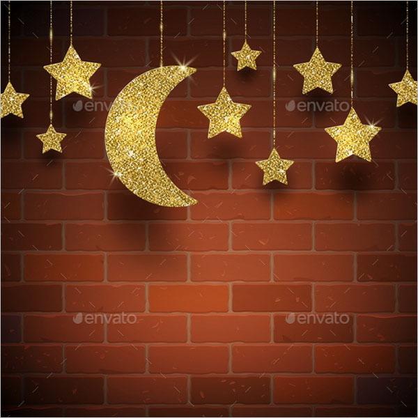 Gold Moon Texture