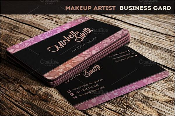 Graphic Artist Business Card Design