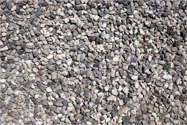 Gravel Road Surfaces Texture