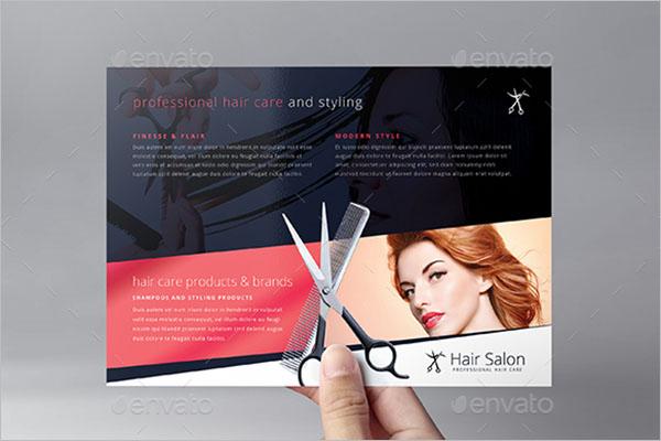 Hair Salon Template Bundle