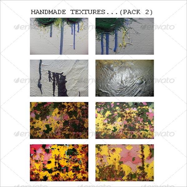 Handmade Art Textures
