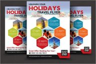 Holiday Tourism Flyer