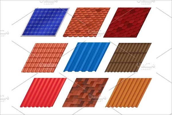 House Roof Texture