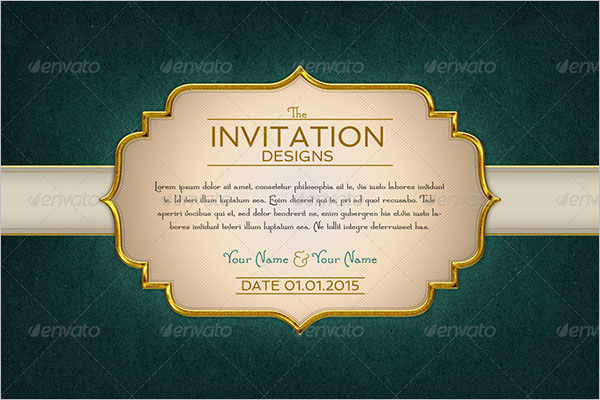 44 Wedding Invitation Background Designs Templates Free