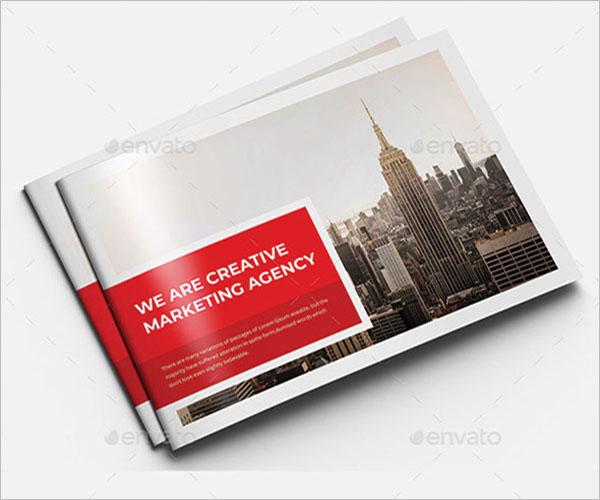 Landscape Companies Brochure Design