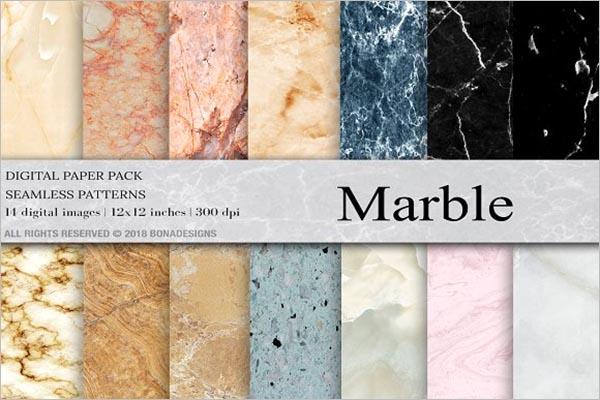 Marble Background Digital Design