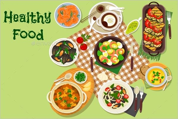 Meat & Seafood Dishes Icon