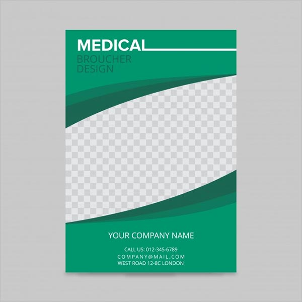Medical Brochure Design Example
