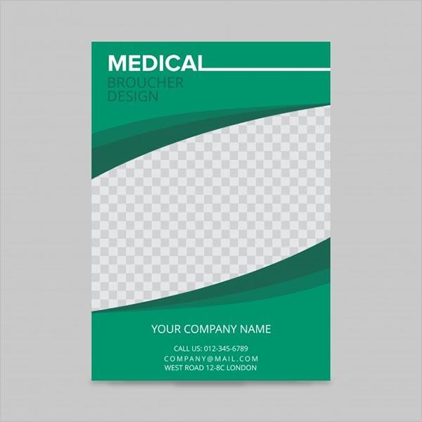 Medical Brochure Design Example