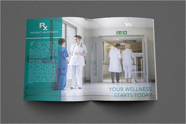 Medical Brochure Design Free Download