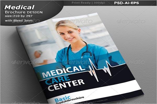 Medical Center Brochure Design