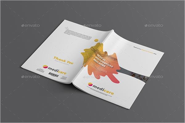Medical Clinic Creative Brochure Design