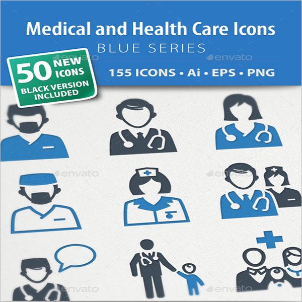 Medical & Health Care Icon Ideas