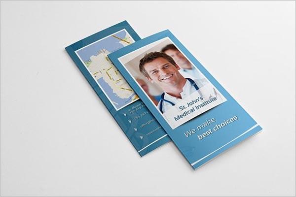 Medical Institute Brochure Design
