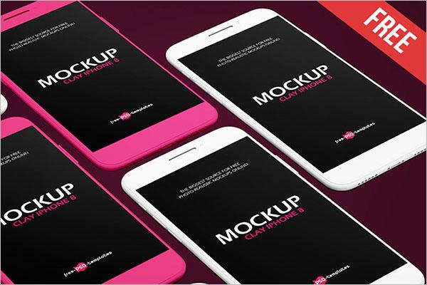 Mockup Design Template Free Download