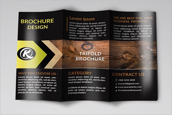 Modern Corporate Brochure Design