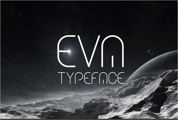 Modern Fonts Powerpoint